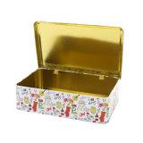Metallzinn-Nahrungsmittelkasten-verpackenhersteller