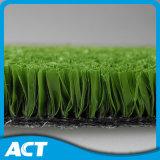 Césped sintetizado de la hierba artificial, alfombra 25m m de la hierba 20m m