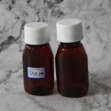 [60مل] مربّعة محبوب زجاجة لأنّ سائل الطبّ بلاستيكيّة يعبّئ