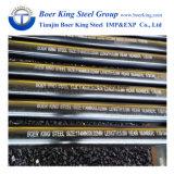 La norme ASTM A106 Gr. B Seamless Tube de tuyaux en acier au carbone