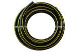mangueira de alta pressão trançada reforçada da tubulação do pulverizador do ar PVC de 1/2 do '' fibra plástica