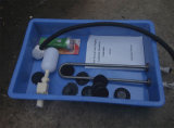 Aves de Capoeira incubadora digital automático completo sistema de depósito de água