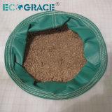 Filtre de déshydratation des boues Concentration / sac de tissu Appuyez sur la touche de tissu filtrant