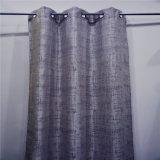 抽象的なデザインカーテンのための安い価格ポリエステルファブリック