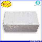 Scheda in bianco di stampa stampabile del getto di inchiostro Cr80 con il materiale del PVC
