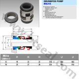 Mechanische Dichtung für Grundfos Pumpe (BGLFA) 2