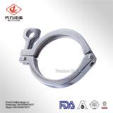 Klem van uitstekende kwaliteit 1/2 '' van de Pijp van het Roestvrij staal - Grootte 12 '' Customed