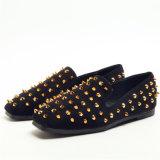 고대 방법 숙녀를 복구하는 Shoes 새로운 디자인 편평한 스웨드