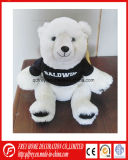 La Chine fournisseur pour la glace d'ours en peluche pour Noël cadeau de vacances