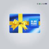Banda magnética, código de barras / membresía VIP de la impresión de tarjeta de plástico