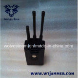 Portable All Remote Controls RF Jammer (315/433/868MHz)