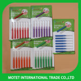 Escobilla interdental de cepillo para los dientes