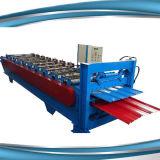 Металлическая кровля оцинкованный алюминиевый гофрированной стальной лист бумагоделательной машины в Китае