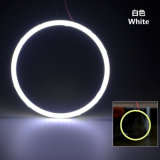 70mm 90mm Single Colors LED Angle Eyes Ring COB Car Headlight Rings Eyes