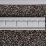Moldeado de corona tallado PU del techo del poliuretano de la cornisa que moldea Hn-8098