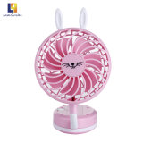 1.7-3.6W Folded Rechargeable Stand Table Electrical Fan