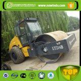 Lutong 10t escoge el rodillo de camino hidráulico de la vibración del tambor (LTS210H)