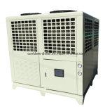 Semi-Hermetic Harder van de Schroef van de Compressor van de Schroef Lucht Gekoelde