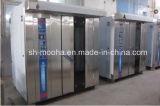 De kleine Bakkerij van de Oven van de Apparatuur van de Fabriek van het Brood Roterende