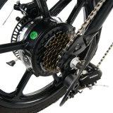 Nouveau produit 16inch portatif de la Chine pliant la mini bicyclette électrique de vélo, Ebike pliable à vendre