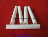 Tubo de cerámica modificado para requisitos particulares del alúmina de la alta calidad