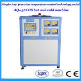 Quatre ensembles de chauffage de contrôle de température et de machine de refroidissement