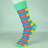 Сделайте ваш хлопок типа одетьть носки носок оптовые изготовленный на заказ цветастые счастливые