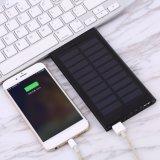 Banco da potência externa de potência solar da alta qualidade 8000mAh para o iPhone de Xiaomi