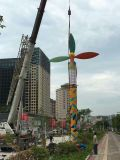 Генератор ветротурбины свободно энергии 10kw Jiangsu Naier для сбывания