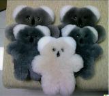 Jouet de peluche bourré par koala plat mignon de bébé de jouet de gosses