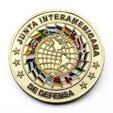 Usine de qualité supérieure de la vente directe Rares en métal précieux personnalisé l'Inde britannique des pièces de monnaie
