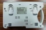 O oxímetro de pulso portátil em equipamentos de diagnóstico médico, com alarme visual e áudio