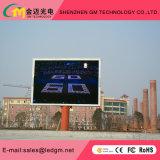 Tela video do diodo emissor de luz do MERGULHO P10 ao ar livre super do brilho elevado da qualidade