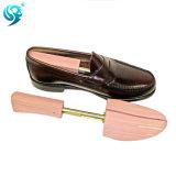 単一の管によって調節されるカスタムレーザーのロゴの木の靴の木