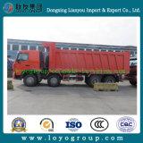 販売のためのSinotruk HOWO A7 8X4 4のダンプのダンプトラック