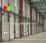 ドイツ品質モーターを搭載する自動産業倉庫の倍の鋼鉄オーバーヘッド部門別のドア