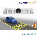 Sistema de reconocimiento fijo de Livense del coche bajo sistema de vigilancia del vehículo con la cámara