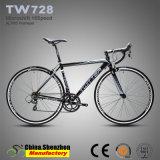 Superlight 700c 16скорости дорожного движения города гоночных велосипедов с алюминиевыми вилочного захвата