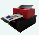 デジタル自動車A3のカスタム綿のキャンバスファブリックTシャツの印字機