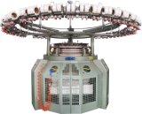 中国のTシャツのためのジャージーの単一の大きい直径の円の編む機械