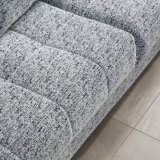 居間の家具の現代デザインファブリックソファー(FB1115)