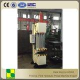 Prensa de sellado hidráulica de la sola columna de la fuente de la fábrica