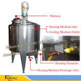 ミルクの低温殺菌のための500L Jacketed混合タンク