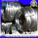 На заводе Anjia Хэбэй оцинкованного железа обязательного провод