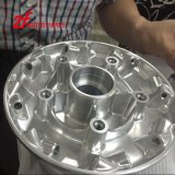 CNCの機械化の金属部分の高精度CNCの旋盤の回転は機械コンポーネントを分ける