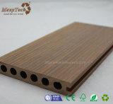 Decking durable de la teca de la nueva generación WPC del surtidor de Guangdong para el suelo