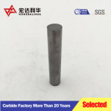 Sólido de alta calidad de carburo de tungsteno sin triturar de extrusión de tubo largo de la soldadura