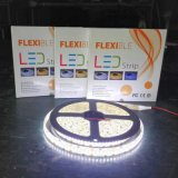 LED 2835 soga tira de luces LED de 120M/16W de alto brillo 24-26 lm