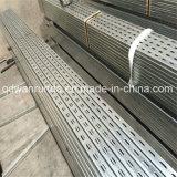 Laste het Gegalvaniseerde Gevormde Staal C van China Fabrikant Unistrut Kanaal in
