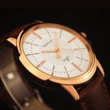 Z358 мужчин оптовые большой поверхности моды Style аналоговые часы на запястье